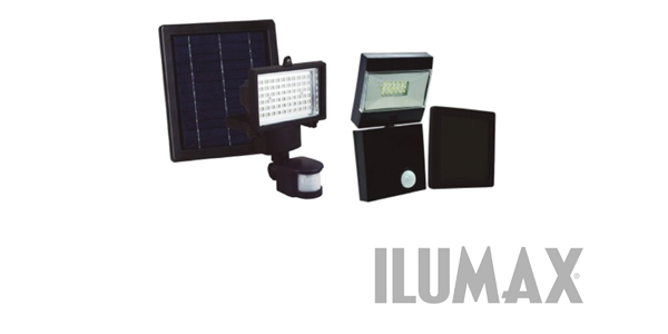 REFLECTOR SOLAR LED ILUMAX
