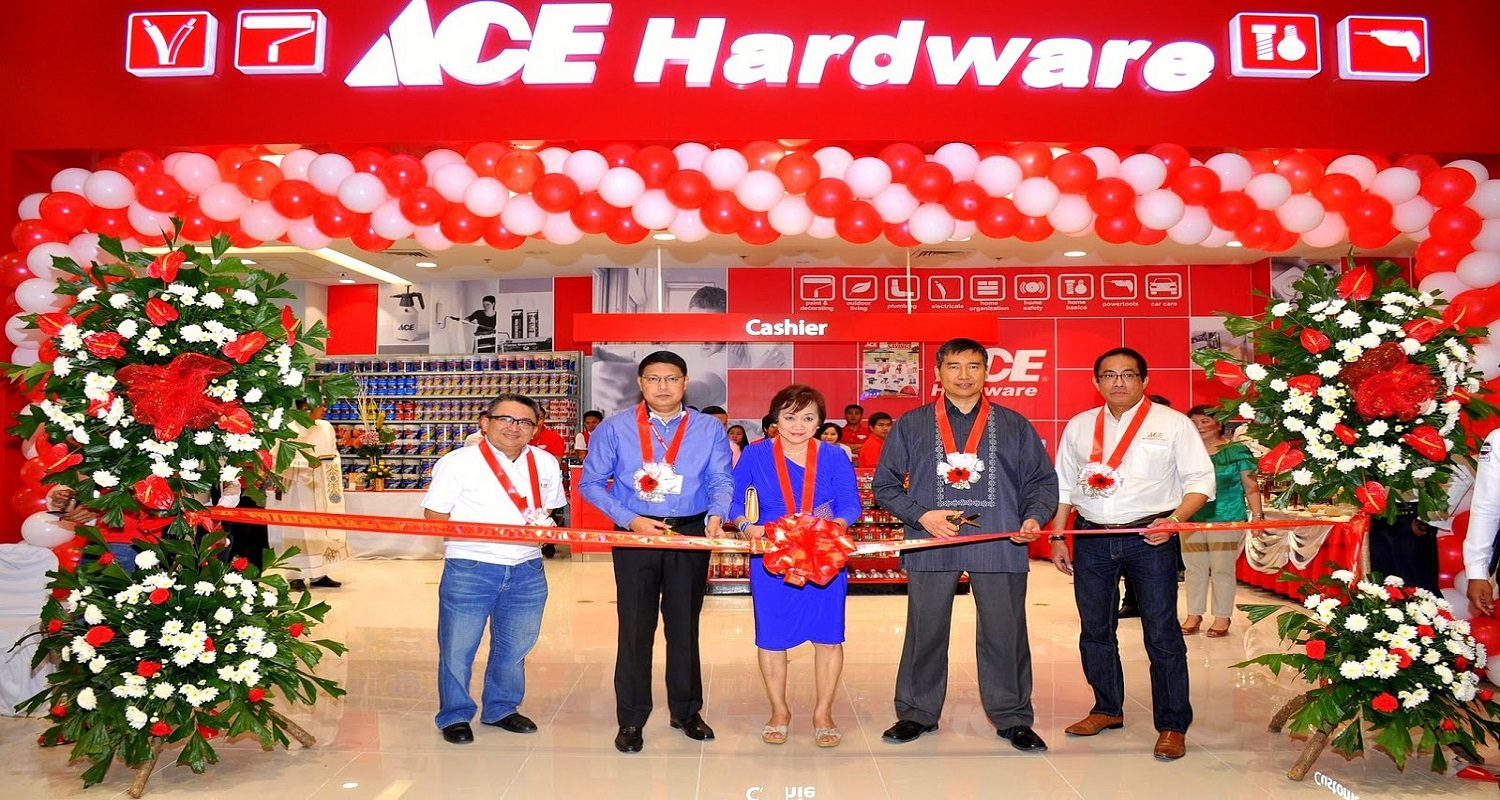 Franquicia Ace hardware